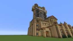 My Tower of Terror Project (DISCONTINUED) Minecraft