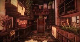 Speed Interiors #6-8 ~ Barracks, Bedroom & Herbalist