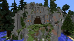 Dwarven Fortress Map Minecraft Project