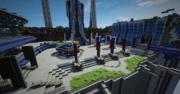 Destiny Tower Minecraft Map & Project
