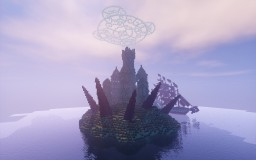 Castle and Ship Minecraft Map & Project