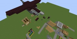 WAR MACHINES FIRTS PACK Minecraft Map & Project