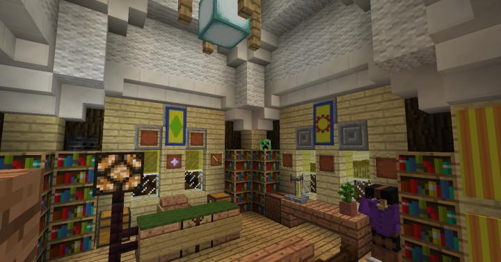 Kings Study room