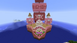 One Piece Big Mom's Ship Minecraft