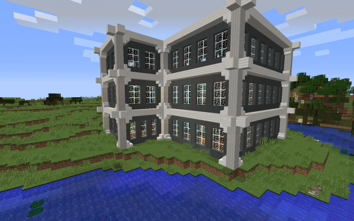 Planet minecraft project: planet minecraft luxury home ...