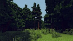 The Forest of the Unknown Minecraft Map & Project
