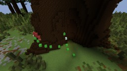 Tree Parkour - Discontinued (Download available) Minecraft Project
