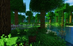 Bliss Minecraft Map & Project