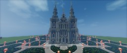 Baroque monastery complex Minecraft Map & Project