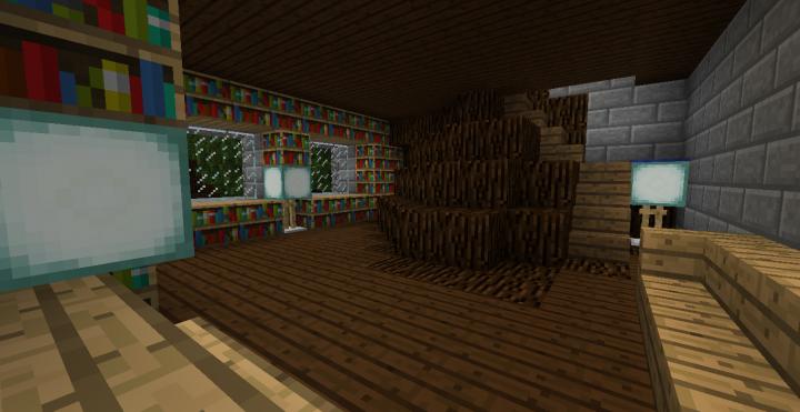 Inside Library