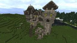 Burg Hofsteden (Renaissance Castle) Minecraft Project