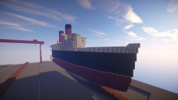 RMS Queen Mary (On progress)