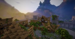 10 Years War Kingdom Build Minecraft Project