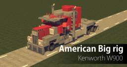 American Big Rig - Kenworth W900 - Lumiacraft