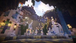 Leviathan Prisma-Spawn Area by CybiDuck & AmaZinGJonas Minecraft Map & Project