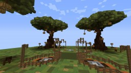 Tree HUB Minecraft Map & Project