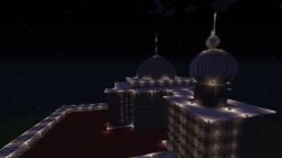 Istiqlal Mosque -Minecraft Project- Minecraft Map & Project