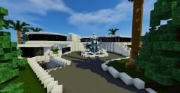 Stark Mansion 'Remake' Minecraft Map & Project