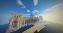 Reichstag 1931/ Germany / Berlin Minecraft Project