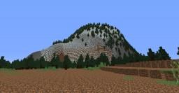 Valcano Island Minecraft Map & Project