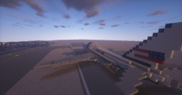 Military Air Force Base Minecraft Map & Project