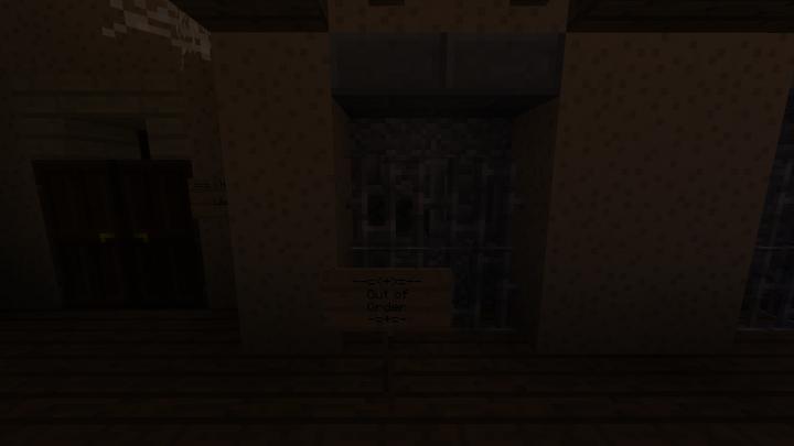 Destroyed Elevator