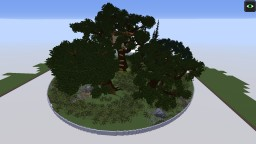 A Giant's Hangout; In The Trees Submission Minecraft Map & Project