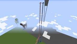 Sky's limit Lucky block map w/ city! For Pat and Jen (Popular MMO's) Minecraft Project