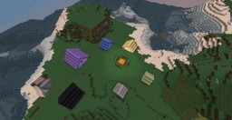 Camp Site Minecraft Map & Project