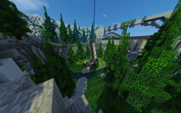 Halo | Valhalla Map Minecraft Map & Project
