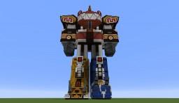 DaiZyuZin / Megazord Minecraft