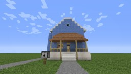 The Amazing Word of Gumball aka TAWOG: The Wattersons House (1.8) Minecraft Project