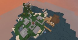 Island Village Minecraft Map & Project