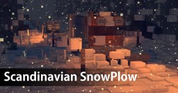 Scandinavian SnowPlow Minecraft