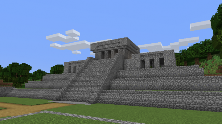 Noice temple there m8