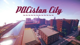 PACistan City Minecraft Map & Project