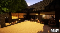 Japanese garden Minecraft Project