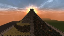 Aztec Temple Minecraft Map & Project