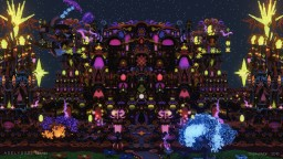 Adelyssei, the Painted World (ABS Application) Minecraft Map & Project