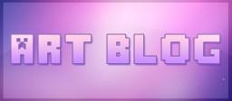 ♥ Art blog. Minecraft Blog Post