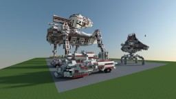 FEN Combat vehicles Minecraft