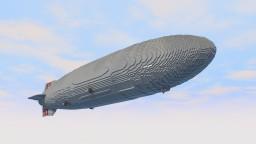 Graf Zeppelin D-LZ 130 Minecraft
