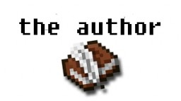 the author // original short story Minecraft Blog