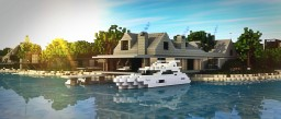 Beach Residence - Modern Beach House Concept - BCS - Season 2 Minecraft
