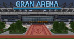 Gran Arena Minecraft Map & Project