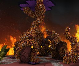 MC-Outlet HCF Nether Spawn Minecraft Project