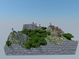 Ffantasi Tir Minecraft Map & Project