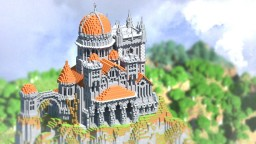 Hillside Castle Minecraft Map & Project