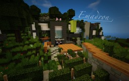 House - Hotel - Emadron Minecraft Map & Project