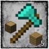 Carpenter's Axe (1.9.4 - 1.10.2)
